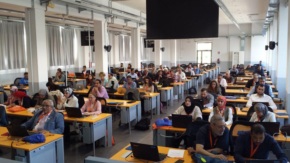 OpenMed training week in Torino